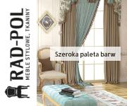 Tkaniny dekoracyjne Rad-Pol