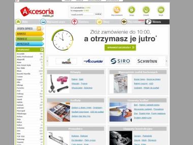Akcesoria.meble.pl - Meblowe uchwyty do dziecięcego pokoju