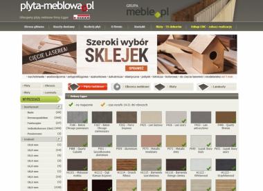 plyta-meblowa.pl - Sklep internetowy
